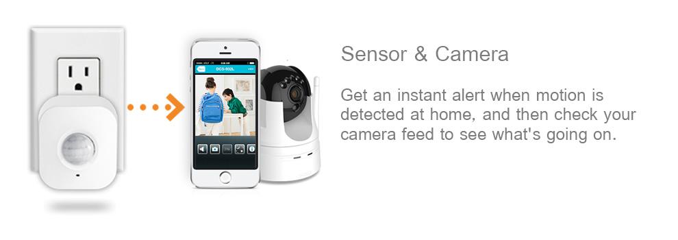 sensor-camera